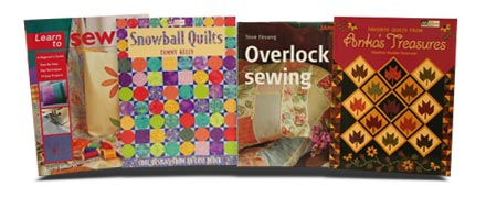 quilting and sewing books